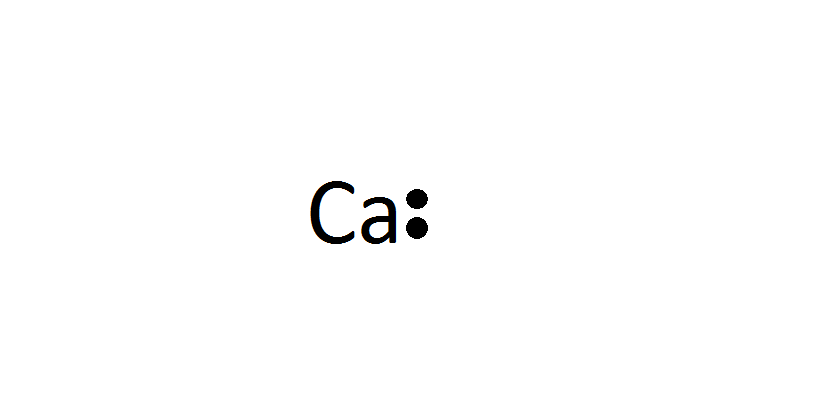 Electron Dot Structure Of Calcium And Sodium 9576435 Meritnation