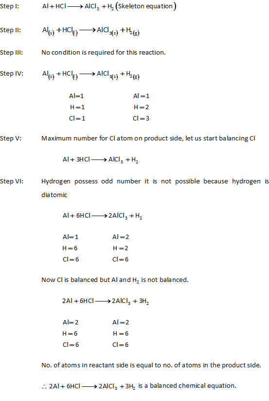 How to balance complex chemical equations - Chemistry - - 9731729