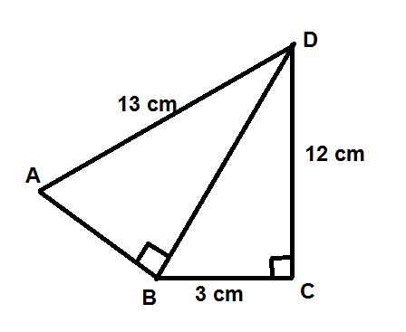 The given figure shows a quadrilateral abcd ain ehich ad13cmdc please find below the solution to the asked query ccuart Images