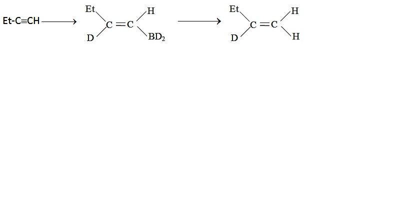 Name the reagents for following conversions - Chemistry