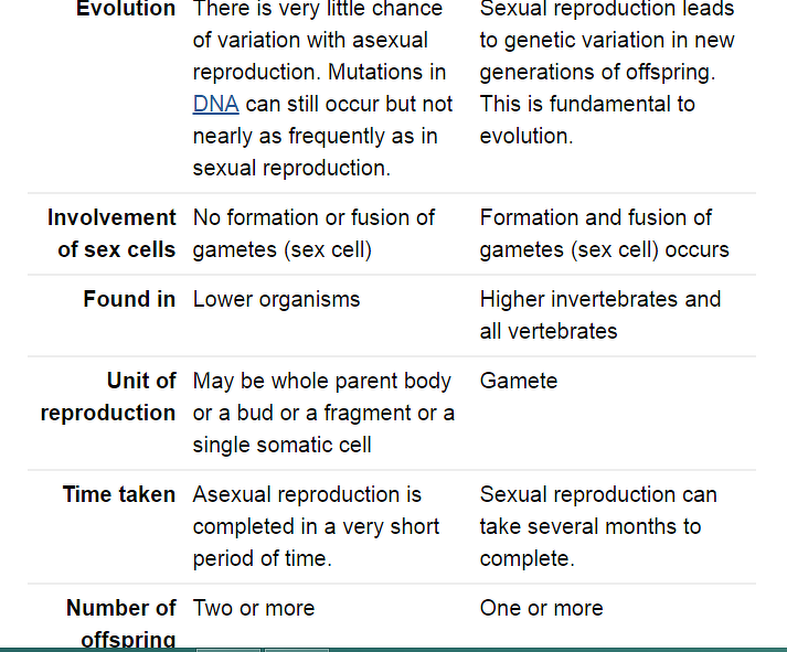 How Does Sexual Reproduction Lead To Genetic Variation