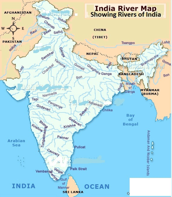 The 5 Biggest Dams in India
