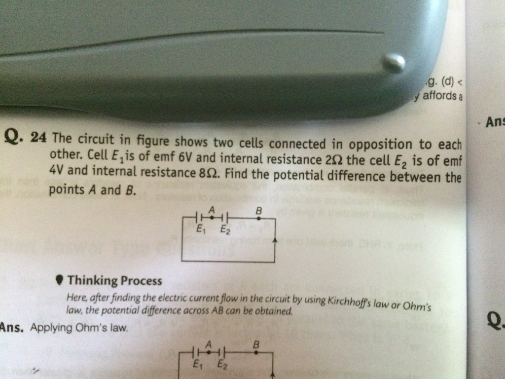 Math Physics Chemistry Questions Discussion Lists Dated 2016 07 08 Potential Difference In Series Across A Circuit Pls Help Me To Solve This Problem