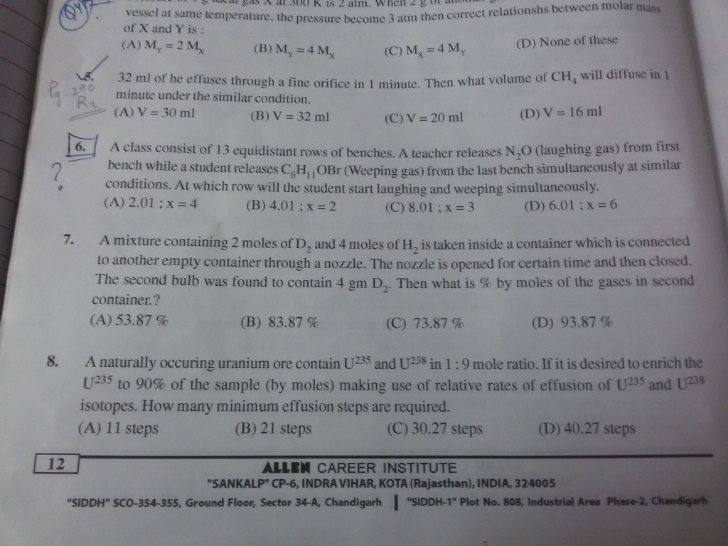 Math Physics Chemistry Questions Discussion Lists Dated 2016 10 18 707 X 584 Jpeg 37kb Model Railroad Electronic Circuit 28 Ques 7