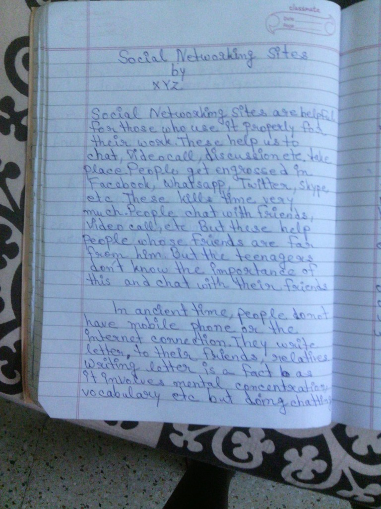 Custom essay in