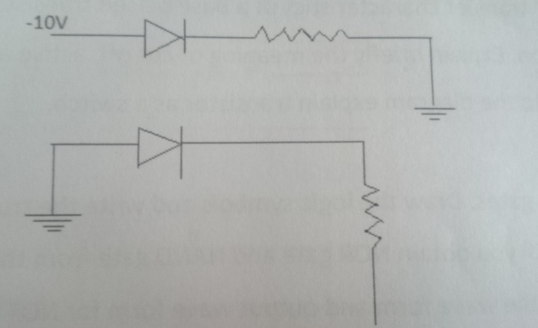 Sensational Question Explain With The Help Of A Circuit Diagram How The Wiring Digital Resources Otenewoestevosnl