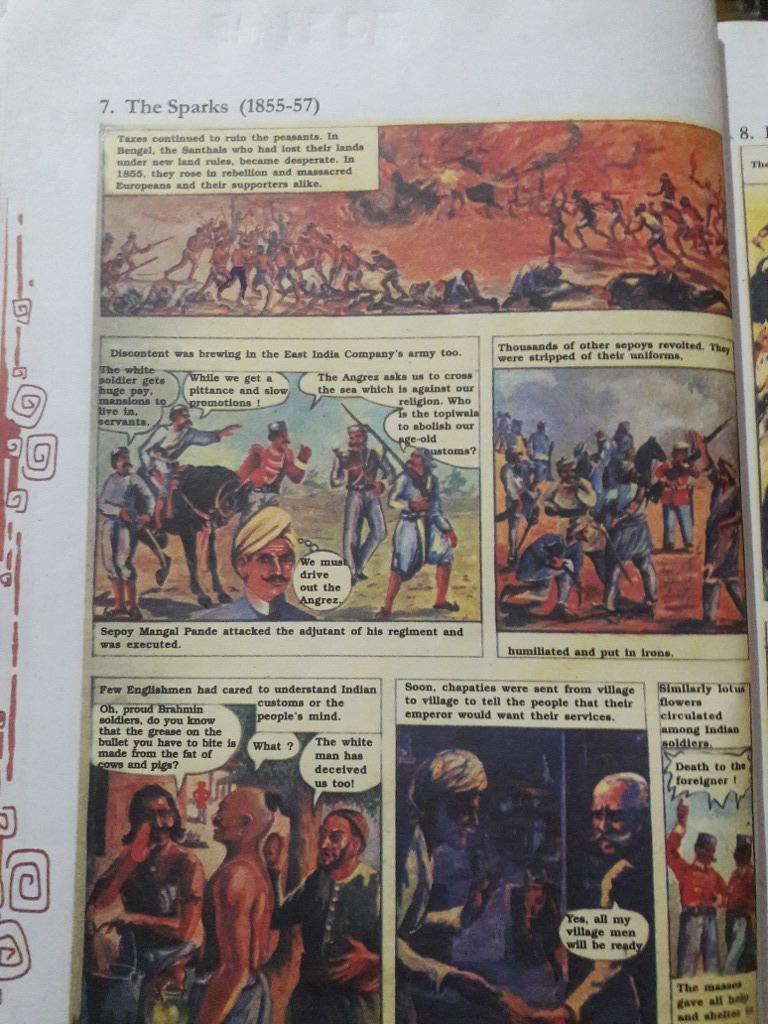 Glimpses Of The Past, Popular Questions: Kerala Class 7