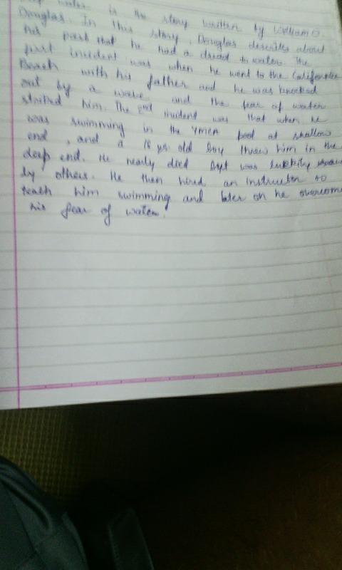 A dream short essay daydream