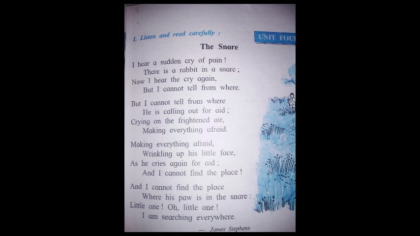 make questions on this poem also make grammar\'s questions too L and ...