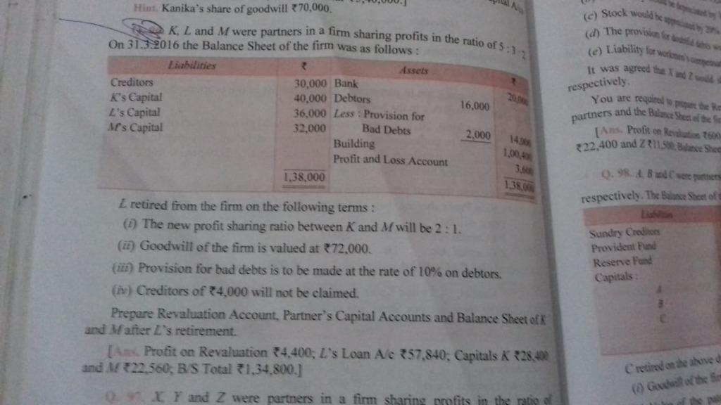 DK GOEL ACCOUNTANCY CLASS 12 PDF - (Pdf Plus.)