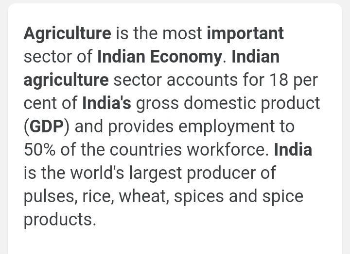 role of agriculture in economic development wikipedia