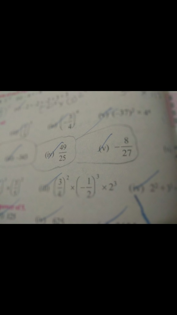 How To Do Prime Factorisation Of Fractions Express In Power Notation