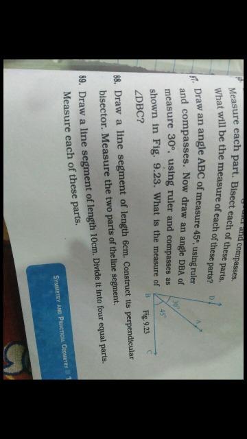 Practical Geometry Popular Questions Cbse Class 6 Math Math