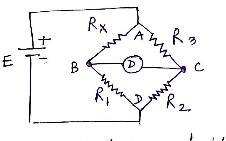 how to increase sensitivity of wheatstone bridge and clear meaning of callender u0026 39 s and maxwell u0026 39 s