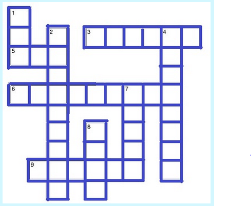 Please Give Me A 10 Maths Crossword Puzzle Both Across And Down