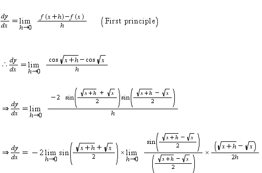 how to find the roots of log cos e x