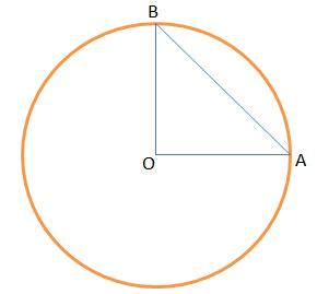 Is the acceleration of a particle in uniform circular ...
