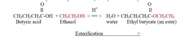ethanol and water reaction