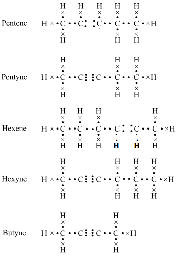 Hey wht is the electron dot structure of pentenepentynehexene this conversation is already closed by expert ccuart Image collections