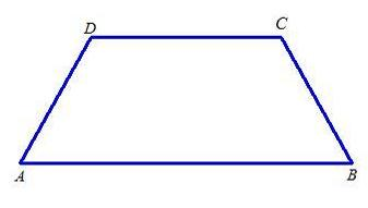 how to find the perimeter of an isosceles trapezium