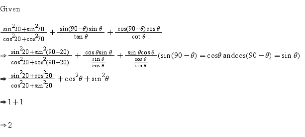 how to find cos squared
