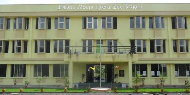 Jindal Mount Litera Zee School Pipe Nagar Bkg Road Nh 17