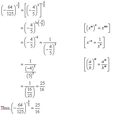 1 HOW TO SOLVE THE PROBLEMS WITH FRACTIONAL NEGATIVE EXPONENTS AN ...