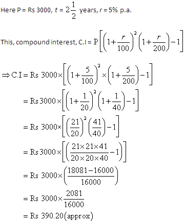 how to find compound interest